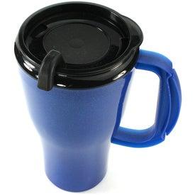 Omega Mug with Slider Lid Giveaways