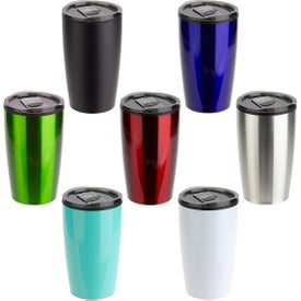 Optima Steel and Polypropylene Tumblers (14 Oz.)