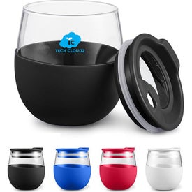 Orb Glass Tumbler (18.59 Oz.)