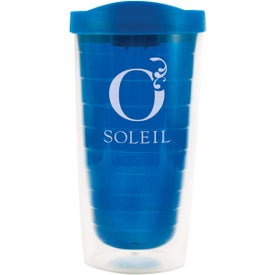 Printed Orbit Tumbler