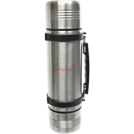 Orion Deluxe 3-in-1 Thermos for Advertising