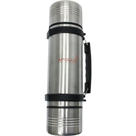 Orion 3-in-1 Vacuum Insulated Bottle (34 Oz.)