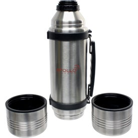 Orion Deluxe 3-in-1 Thermos Printed with Your Logo