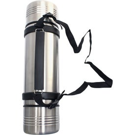Orion Deluxe 3-in-1 Thermos with Your Logo