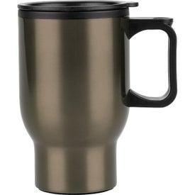 Customized Orion Steel Travel Mug