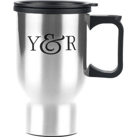 Orion Steel Travel Mug for Your Organization