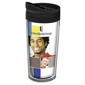 Paper Wrap Tumbler Giveaways