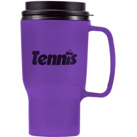 Pawn Travel Mug Printed with Your Logo