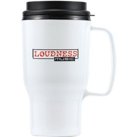 Branded Pawn Travel Mug