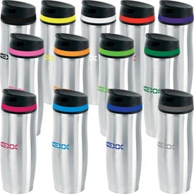 Persona Vacuum Tumbler Branded with Your Logo