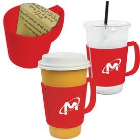 Imprinted Pik-Cup Sure Grip Cup Handle