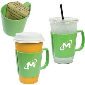 Advertising Pik-Cup Sure Grip Cup Handle