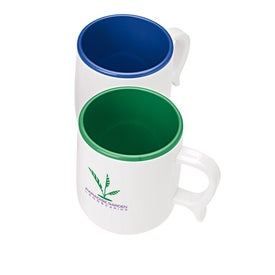 PLA Mug Branded with Your Logo