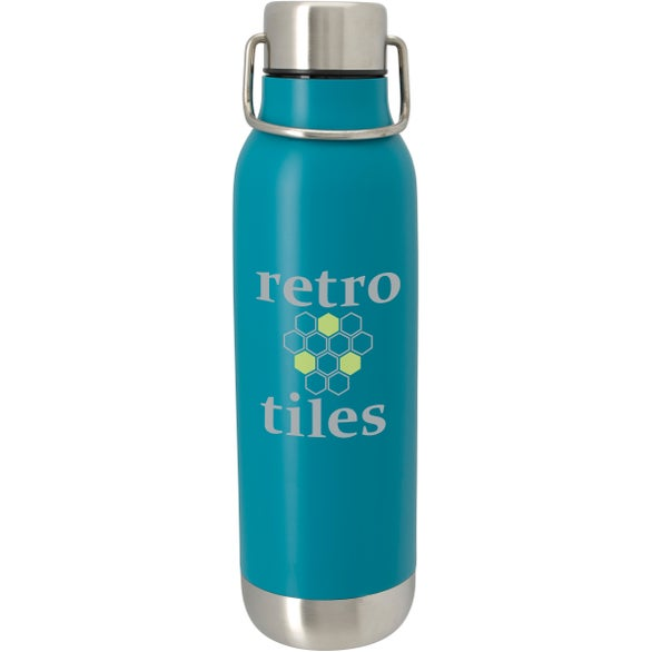 Teal Placid Vacuum Bottle