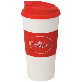 Plastic Double Wall Tumbler for Your Organization