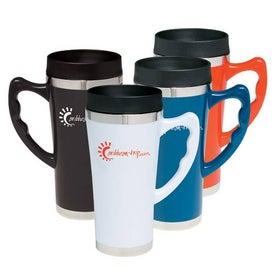 Plastic Stainless Mug