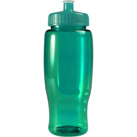 Poly-Pure Travel Bottle Branded with Your Logo