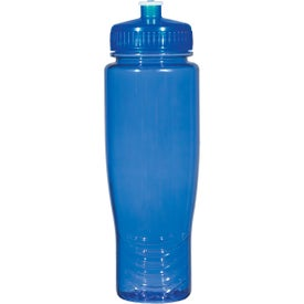 Poly-clean Plastic Bottle for Promotion