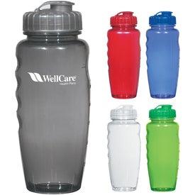 Poly-Clear Gripper Bottle (30 Oz.)