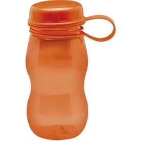 Imprinted Bubble Bottle