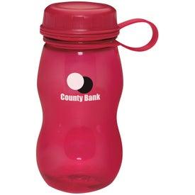 Branded Bubble Bottle