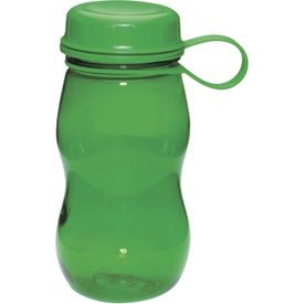 Bubble Bottle Branded with Your Logo