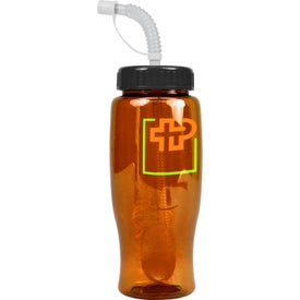Poly-Pure Transparent Bottle Giveaways