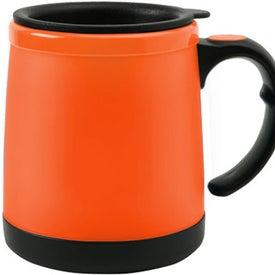 Pratico Microwaveable Mug with Your Logo
