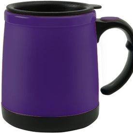 Printed Pratico Microwaveable Mug