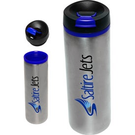 Promotional Stainless Steel Travel Mug (16 Oz.)