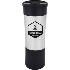 Push to Release Travel Mug (13.5 Oz.)