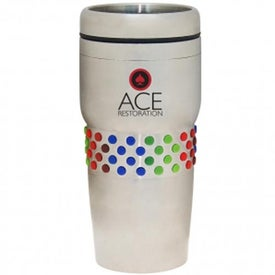 Rainbow Travel Mug for Customization