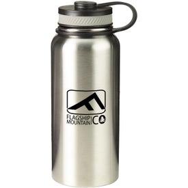 Rainier Stainless Steel Bottle (27 Oz.)