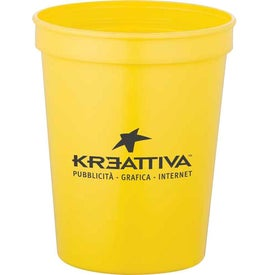 Personalized Rally Stadium Cup