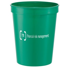Rally Stadium Cup Printed with Your Logo