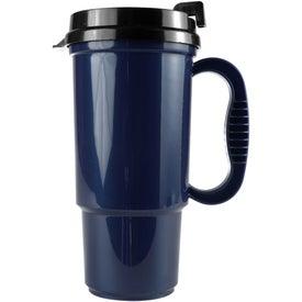 Customized Recycled Auto Mug