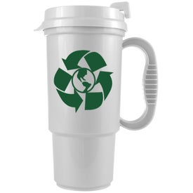 Imprinted Recycled Auto Mug