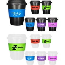 Right-Size Travel Mug for Promotion