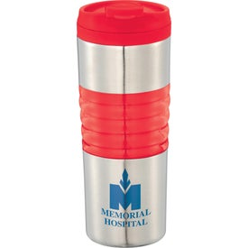 Ripple Travel Tumbler (16 Oz.)