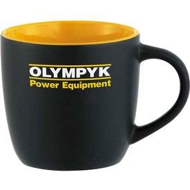 Monogrammed Riviera Mug