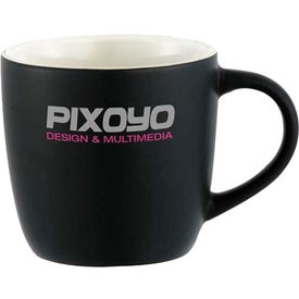 Riviera Mug Branded with Your Logo