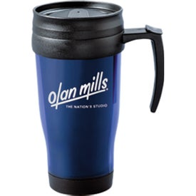 Roadie Travel Mug Imprinted with Your Logo