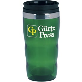 Roller Tumbler Imprinted with Your Logo