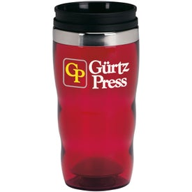Roller Tumbler Printed with Your Logo