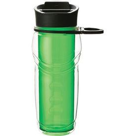 Monogrammed Rossim AS Plastic PC Bottle