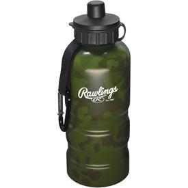 Branded The Sahara Sports Bottle