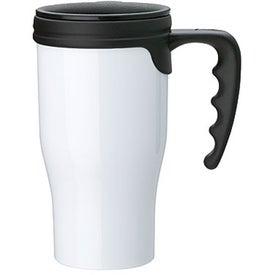 Salina PP Mug Printed with Your Logo