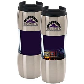 Santana Heat Tumbler for Marketing