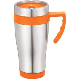 Advertising Seaside Travel Mug
