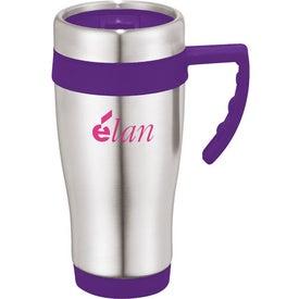 Seaside Travel Mug for Your Church